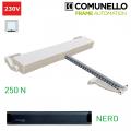 ML25S138H0B00 Attuatore LIWIN 250N SINGOLO 230VAC NERO ML25S138H0B00