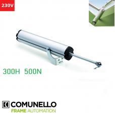FAST 500N 230V CORSA 300 MM Attuatore lineare per finestre cupole e lucernai MFAST300H0B00